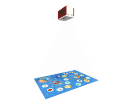 Интерактивный пол iSandBOX СТАРТ