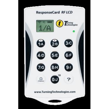 Пульт голосования RF LCD (10 кнопочный + cтрочный LCD экран)